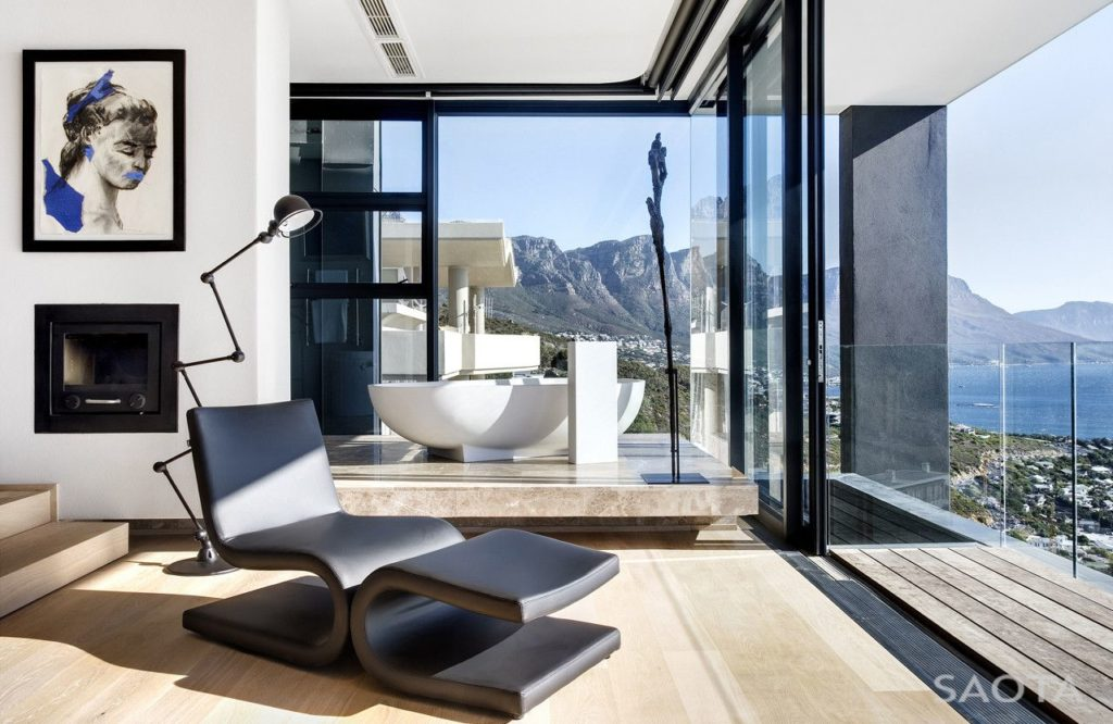 luxury house, modern home, luxury residence in Cape Town