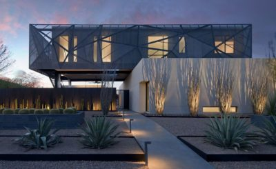 Las Vegas Modern Home, luxury house