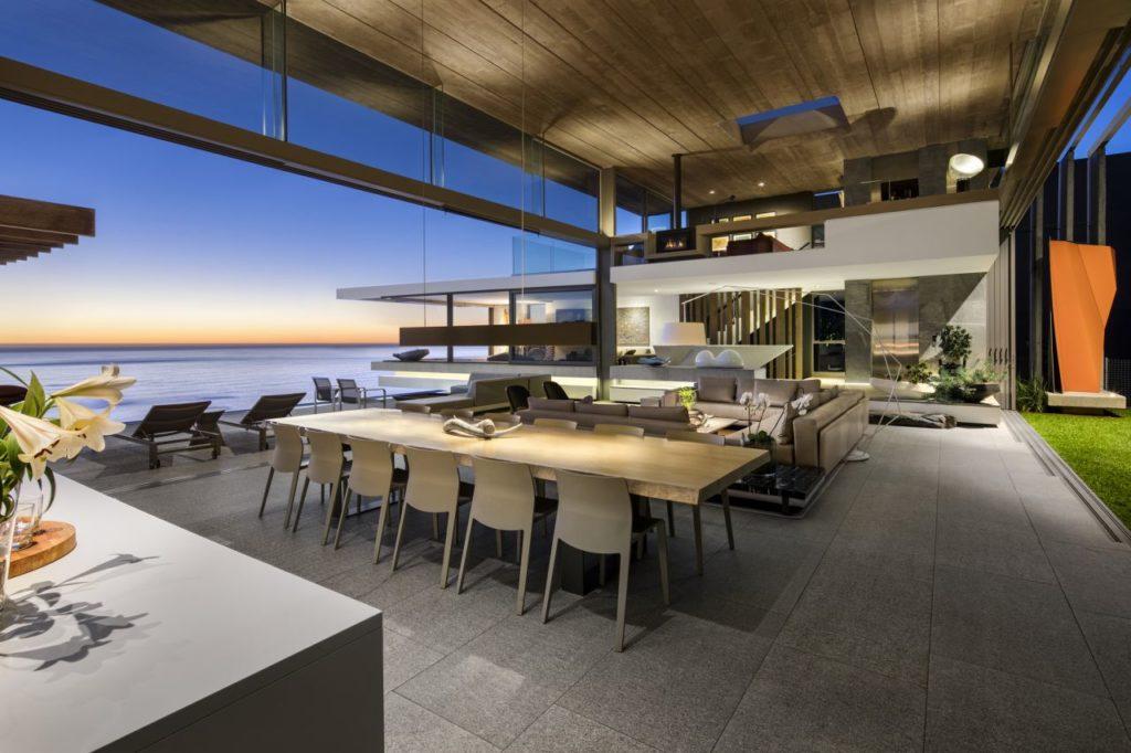 luxury house, modern homes, African homes, SAOTA, Modern Home in Cape Town