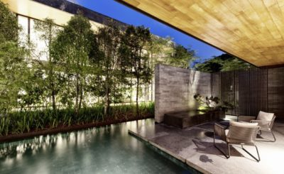 House in Singapore, luxury house, modern home