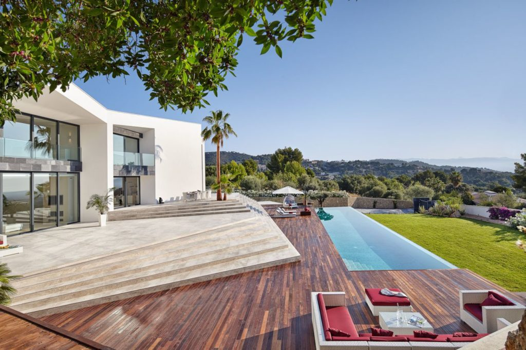 luxury house, modern home, European homes, luxury villa in spain