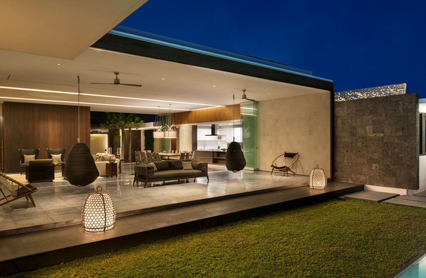 Villa WRK in Kabupaten Badung, Indonesia by Parametr Indonesia