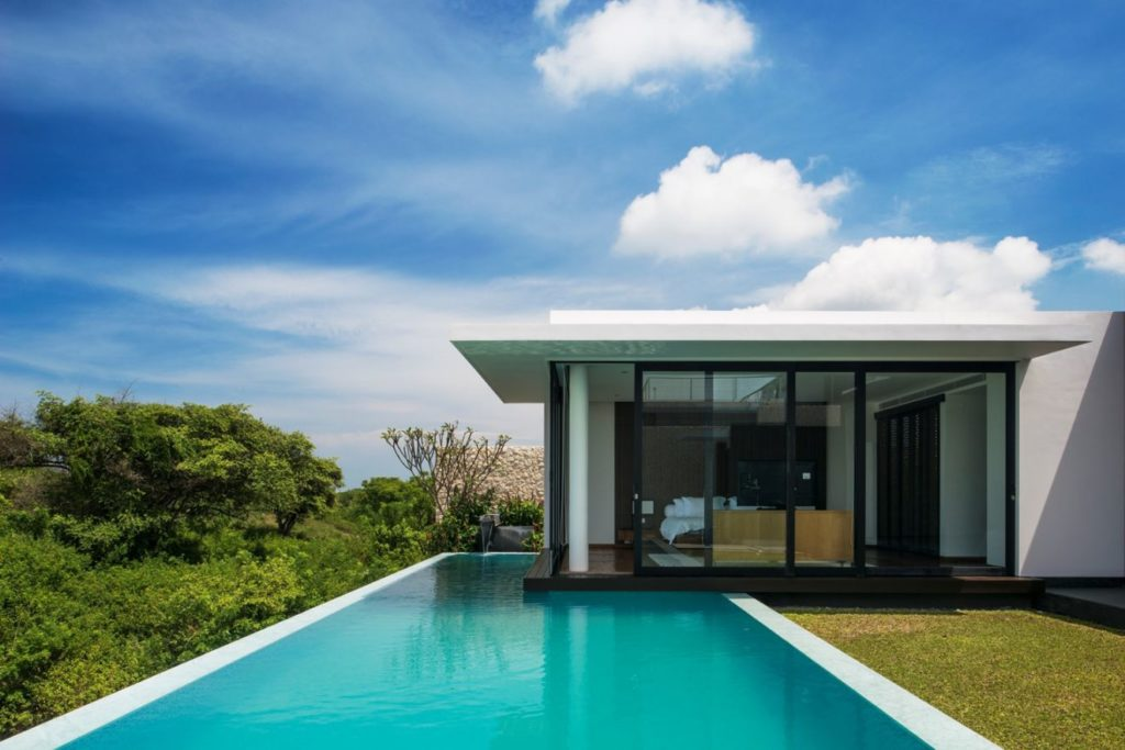 villa in Indonesia, luxury house