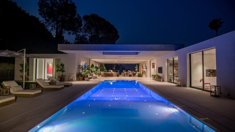 On The Market – $29,500,000 Beverly Hills Modern Masterpiece with Beautiful City Views