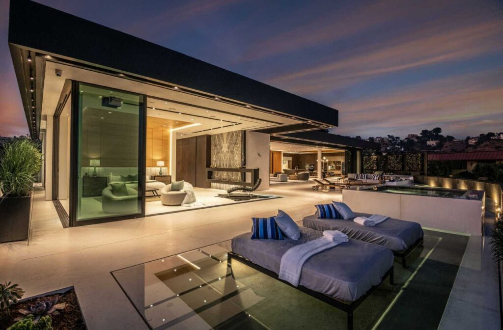 Sunset Strip Modern Home