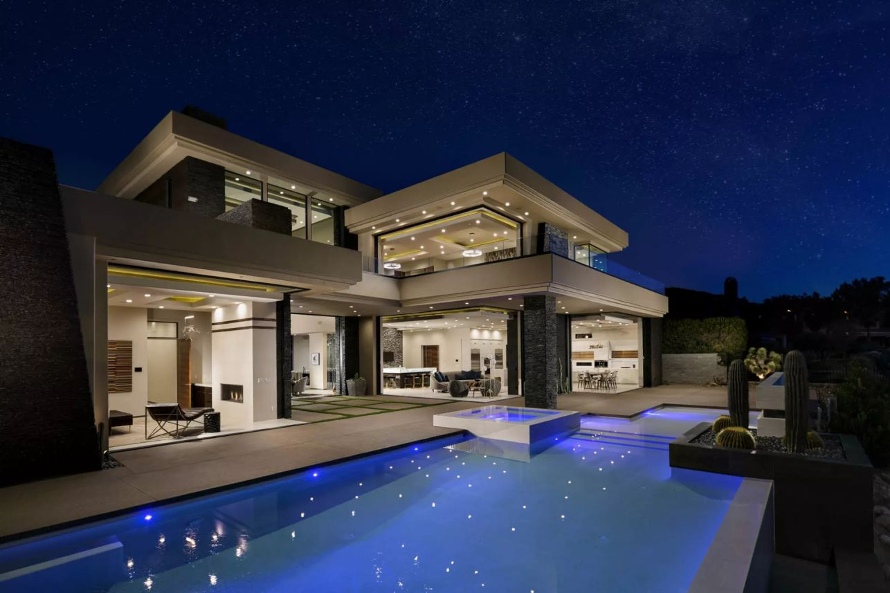 Modern Home in Henderson
