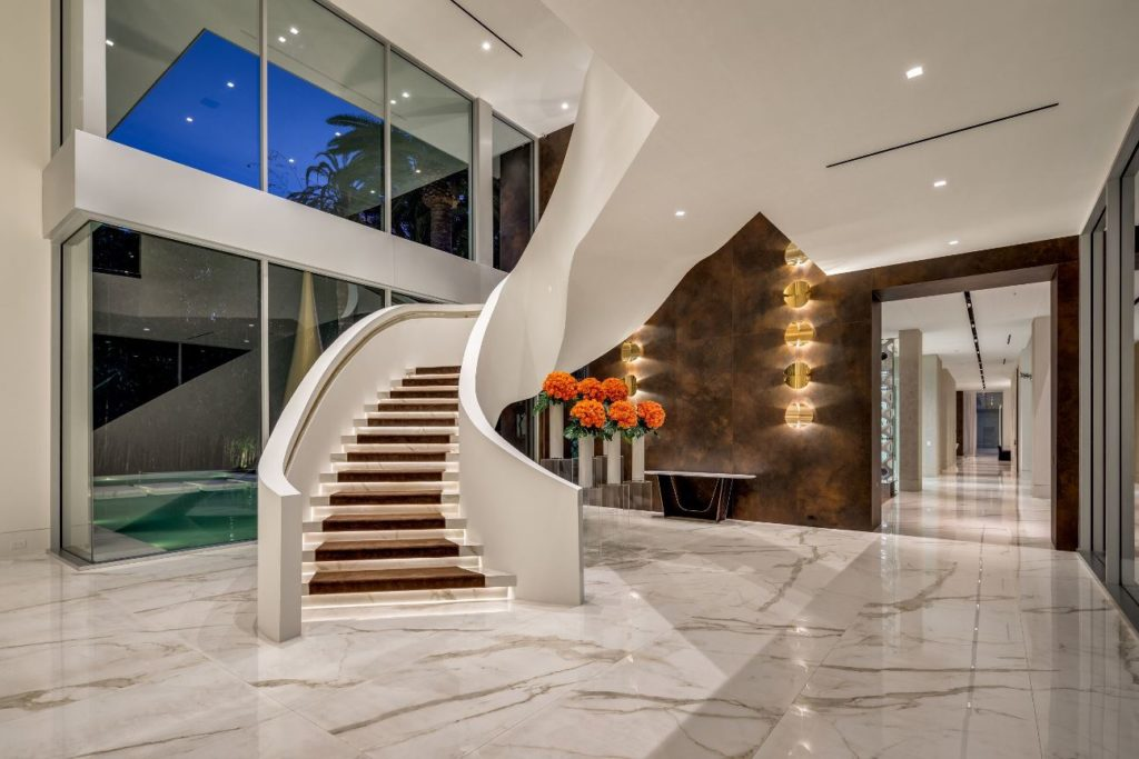 Bel Air Modern Mansion