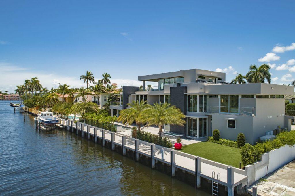 $10 Million Modern Home
