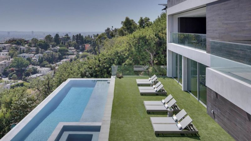 $14,500,000 A Modernist Masterpiece in Hollywood on the Market
