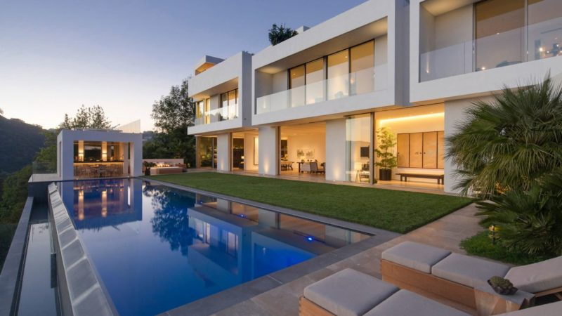 Bel-Air Iconic Architectural Returns to The Market for $32,5M