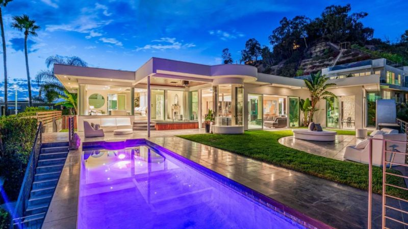 Just Listed $9,995,000 Doheny Estates Architectural by Sotheby's International Realty, Inc