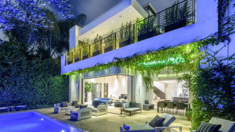 Thoughtfully Designed West Hollywood Modern Home