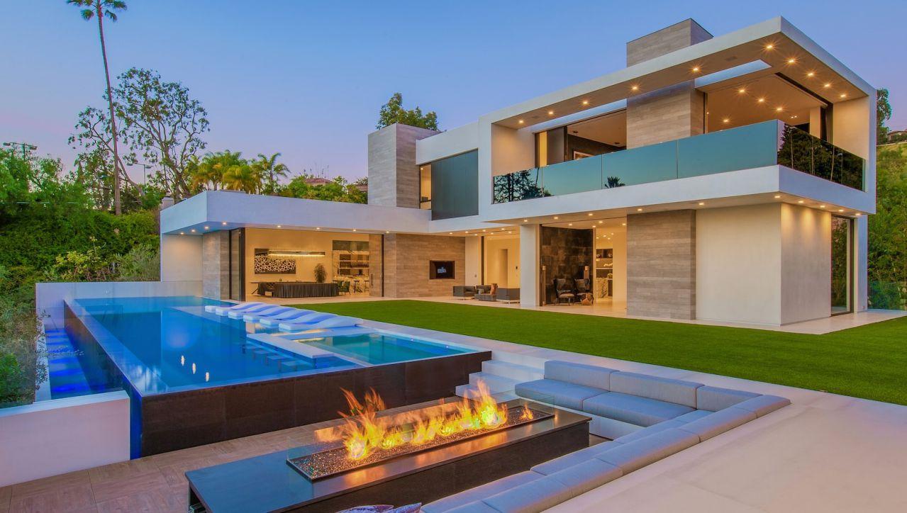 Beverly Grove Modern Home
