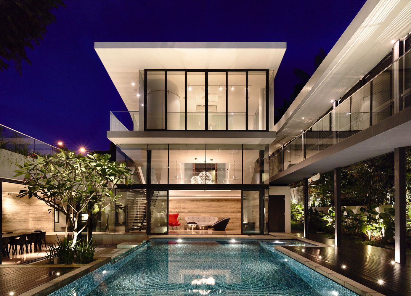 Andrew Road Contemporary Residence in Singapore by A D LAB