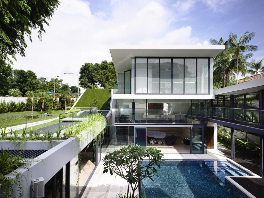 Residence in Singapore