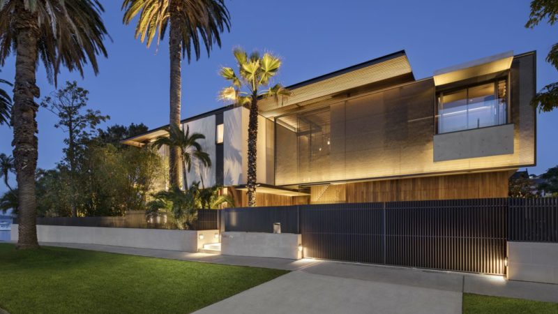 Double Bay Modern Home in Sydney, Australia by SAOTA