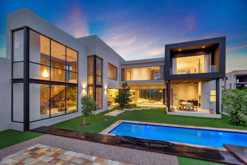 Home in South Africa