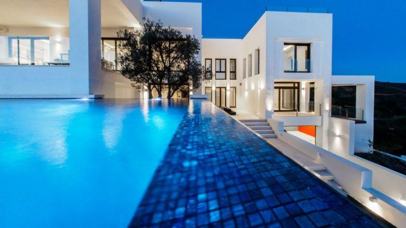 Spectacular Modern Villa in Altos de Los Monteros, Marbella, Spain