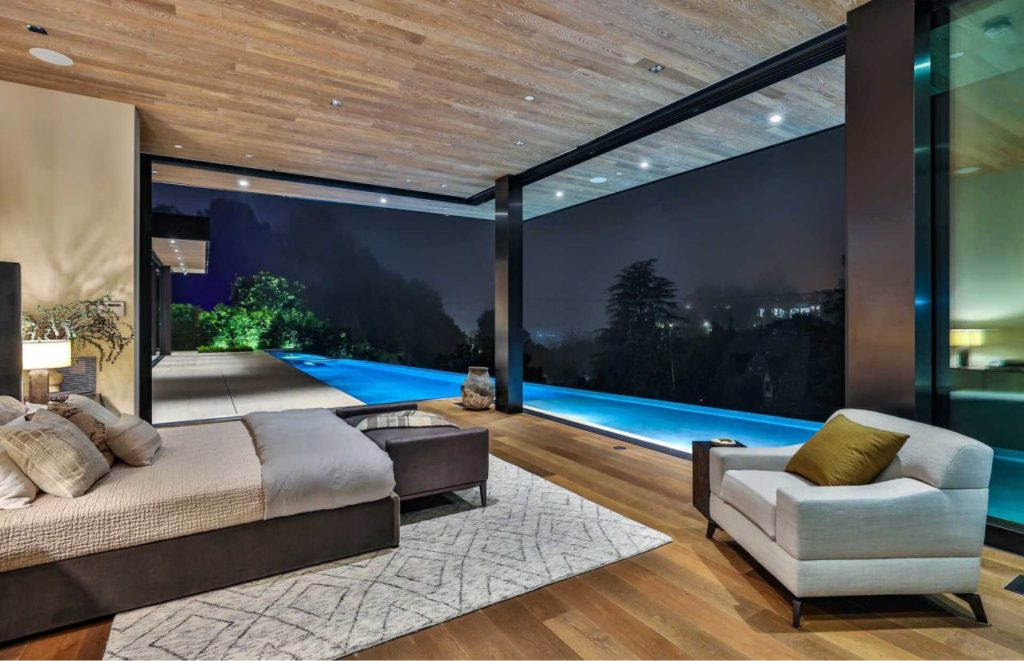 Brand New Beverly Hills Modern House at Carla Lane by McClean Design