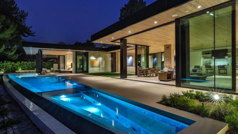 Inside A New Paul McClean Designed Modern Estate Listed for $21,995,000