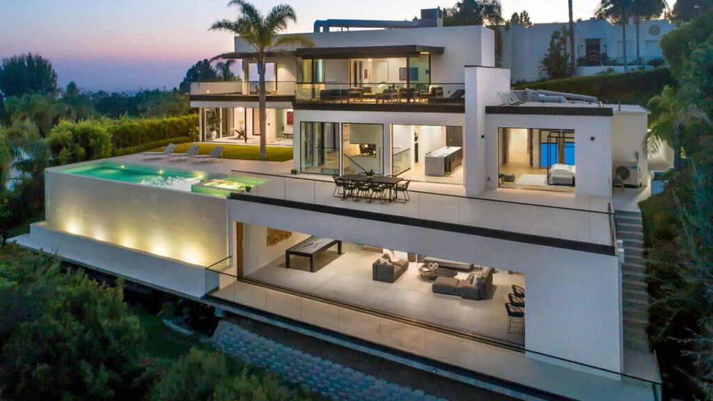 Property in Beverly Hills