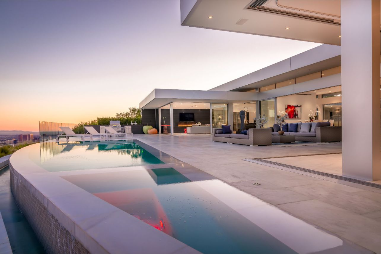 A Paul McClean Designed Beverly Hills Home Listed for $22,500,000