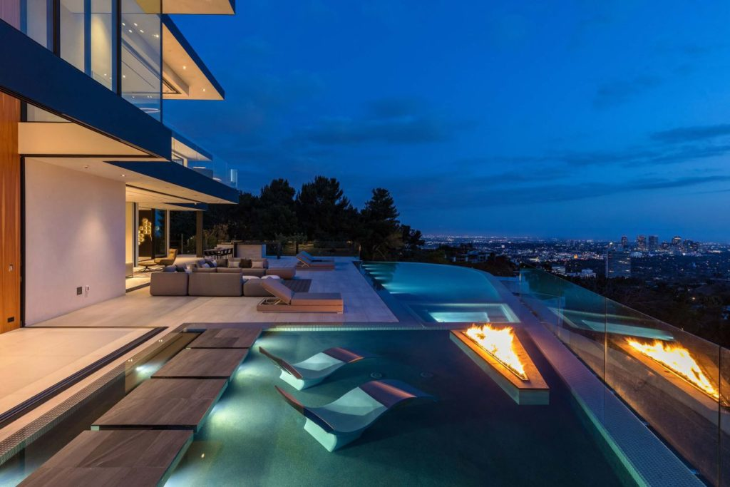North Doheny Drive Mansion