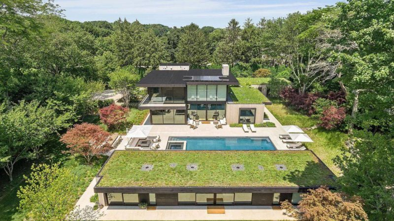$19,000,000 Spectacular Hamptons Modern Masterpiece for The Most Discerning