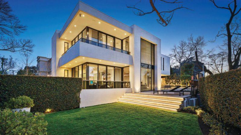 Balmerino Avenue Modern Home in Victoria, Australia