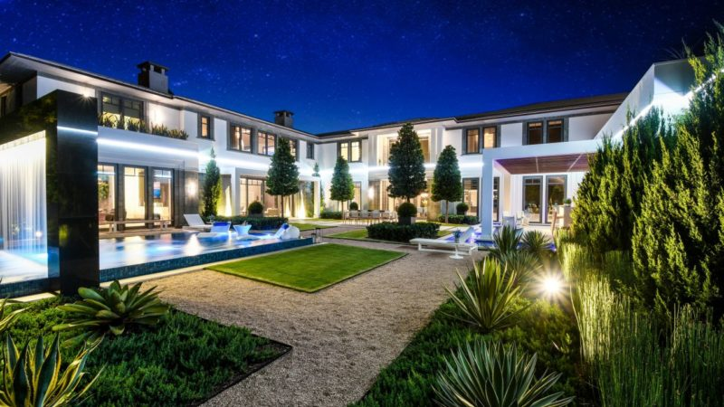 First Time On The Market – Palm Beach Resort-living Mansion Listed for $45,000,000