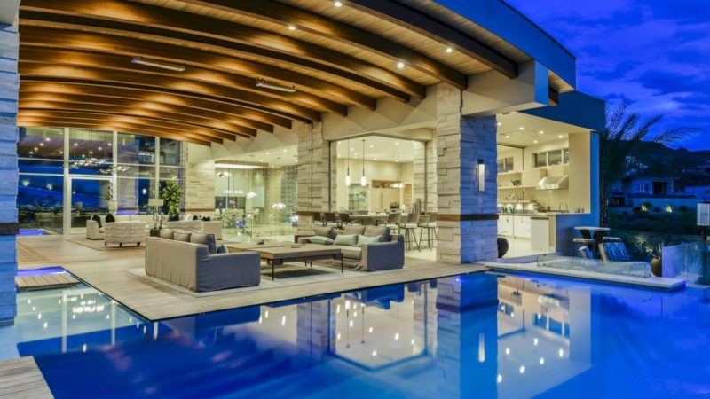 On The Market – Waters Edge at MacDonald Highlands, Las Vegas Listed for $5,999,000