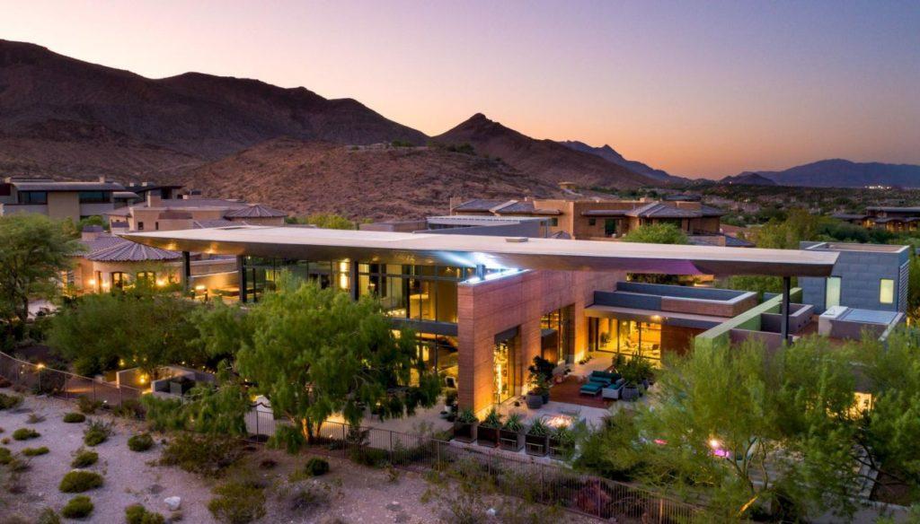 Las Vegas Modern Home