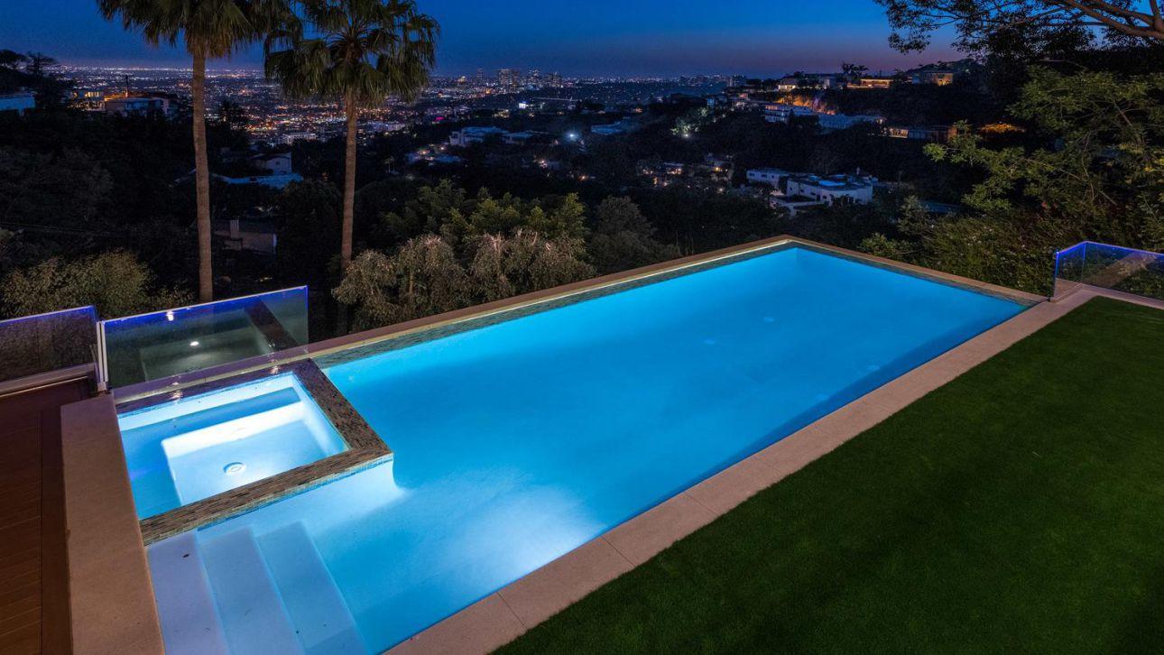 Hollywood Hillside Contemporary