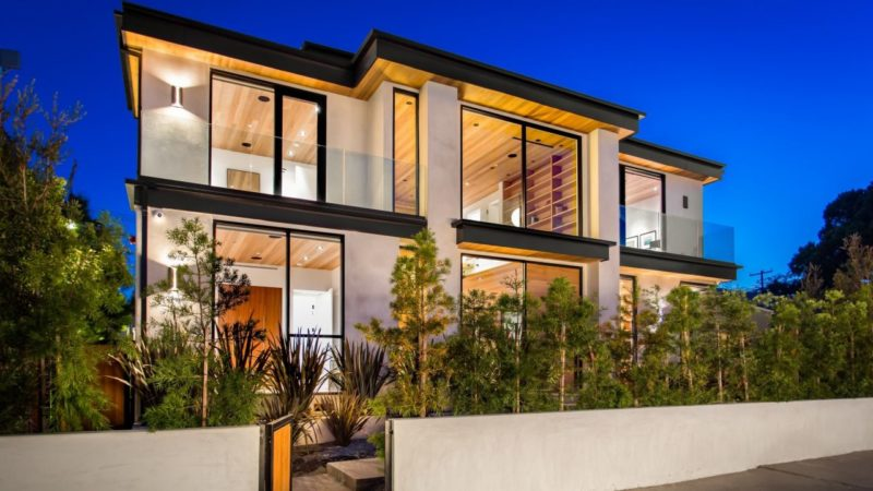 On The Market – Sophisticated Minimalist Contemporary in Venice Listing for $5,195,000