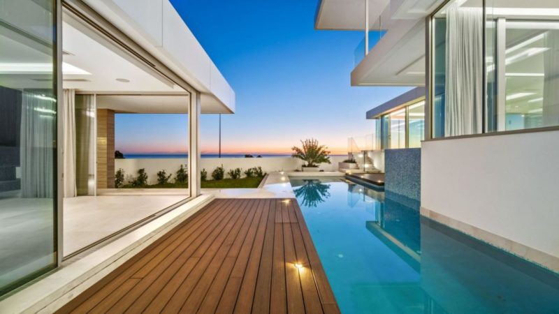 Unrivalled Coastal Estate in Western Australia Adorned by Breathtaking Architecture