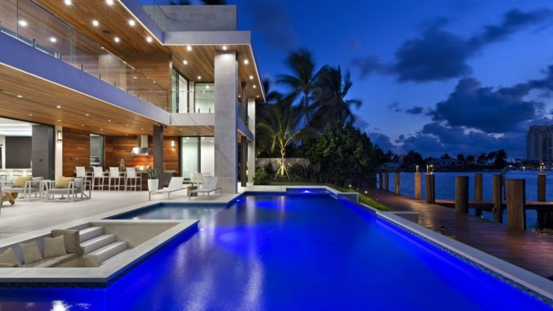 Price Cut $2.5 Million – Fort Lauderdale Architectural Masterpiece Offered at $11.5 Million