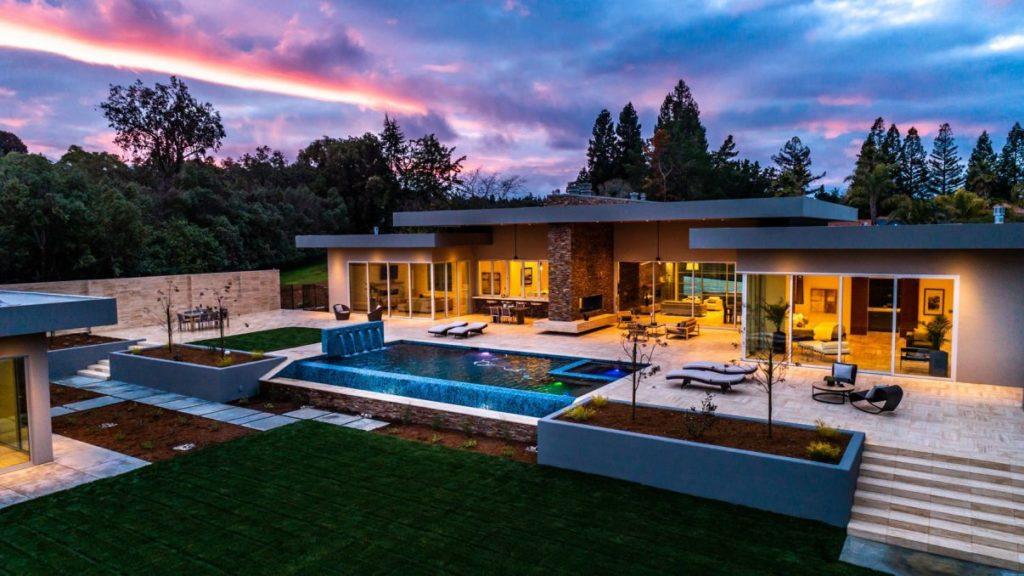 Los Altos Hills Contemporary