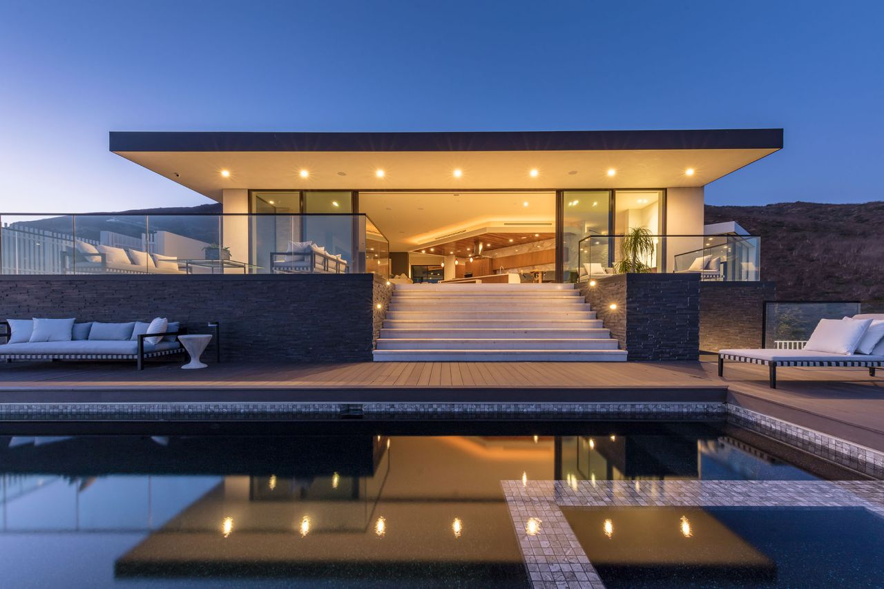 Architect David Mordoch Designed Malibu Masterpiece Listed for $19,450,000