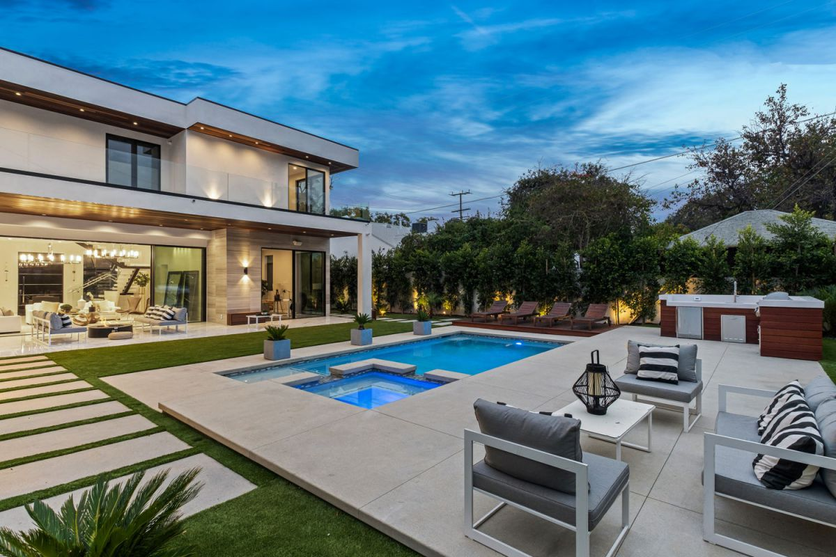Studio City Contemporary Estate