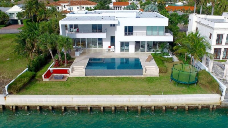 On the Market – An Stunning Mashta Island Modern Home Listed for $10,950,000
