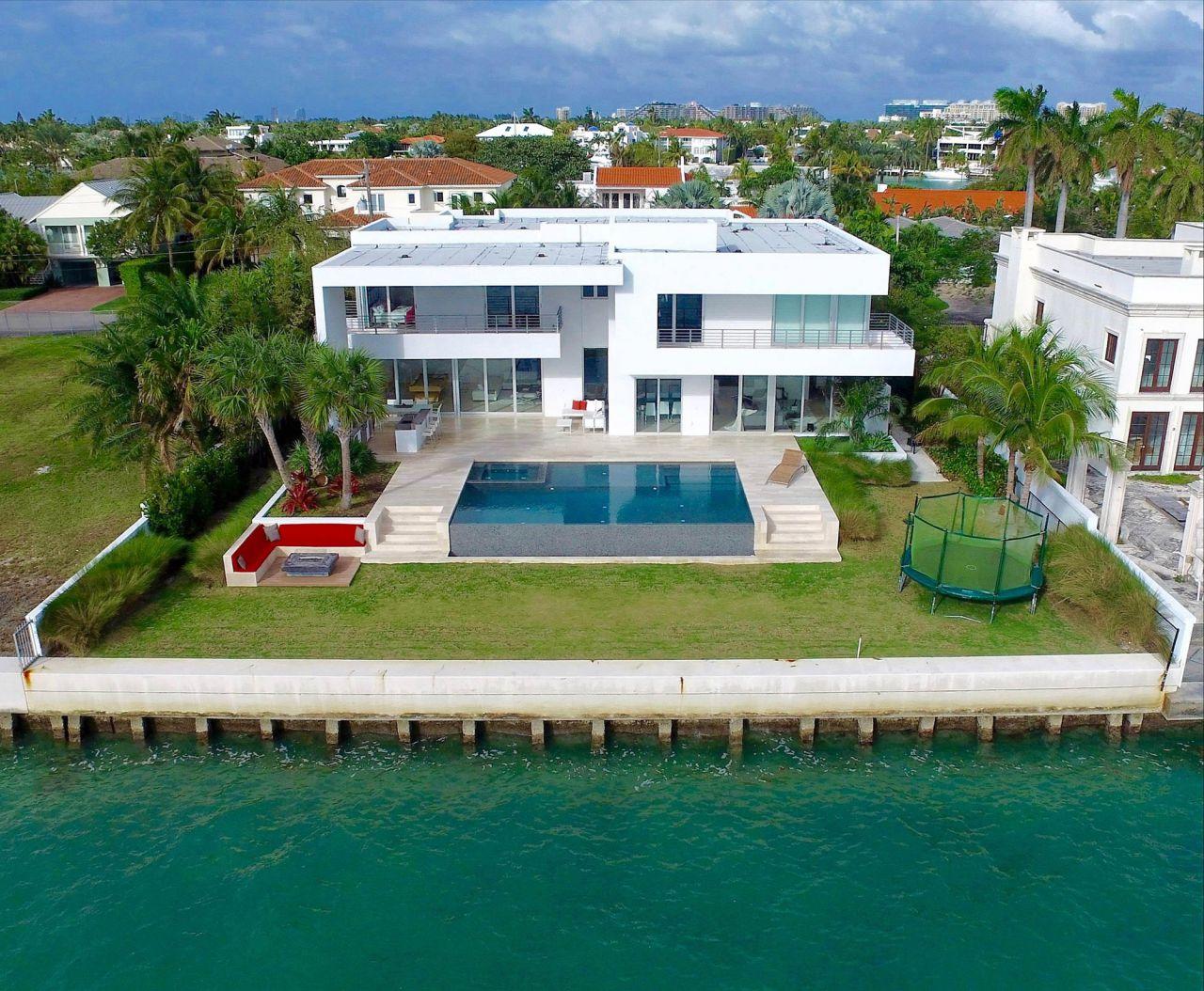 Mashta Island Modern Home
