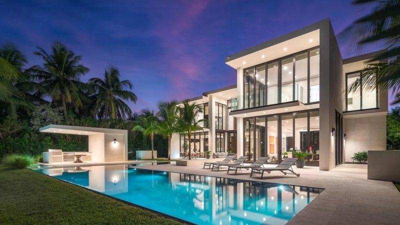 On the Market – Allison Road Modern Masterpiece Listed for $18,900,000