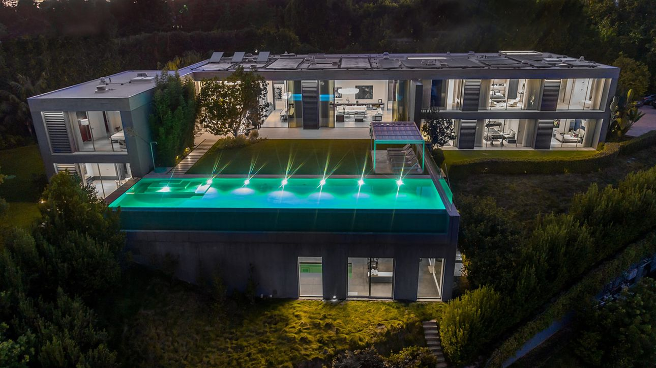 World-Class Estate in Lower Bel Air Listed for $43,000,000