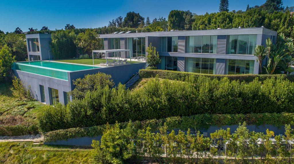 World-Class Estate in Lower Bel Air