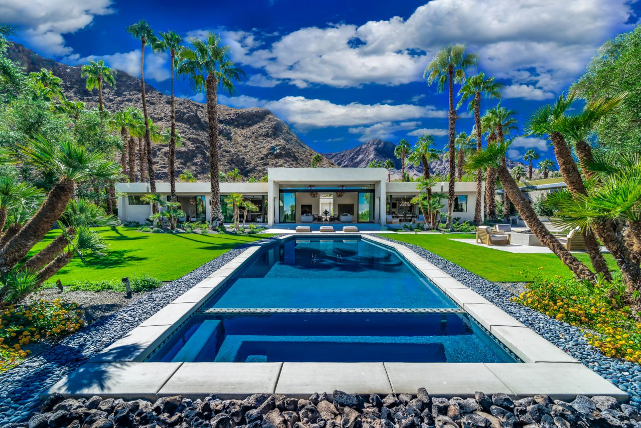 Home in Rancho Mirage