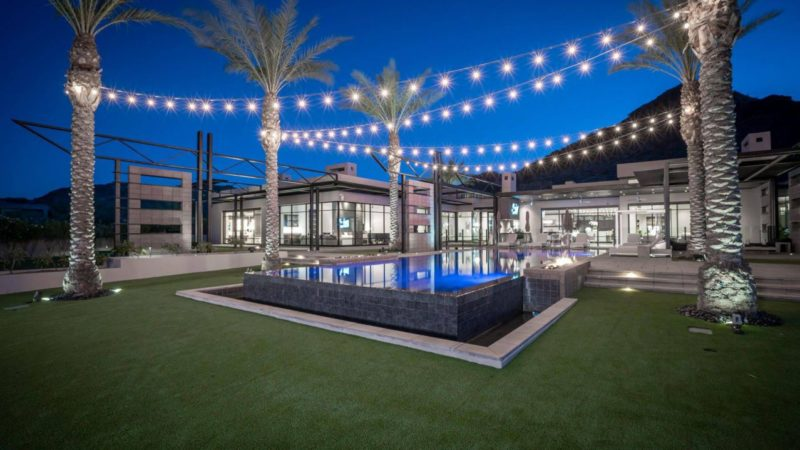 Paradise Valley Estate with Picture Perfect Views Listed for $10.995 Million