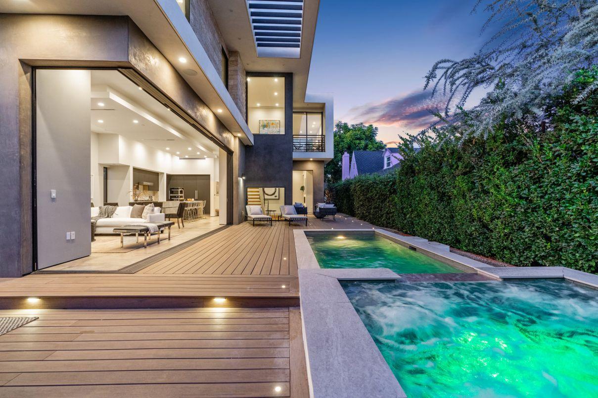 Beverly Grove Custom Home