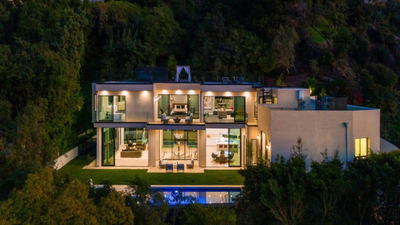 Just Listed – 9455 Readcrest Dr, Beverly Hills offered at $13,995,000