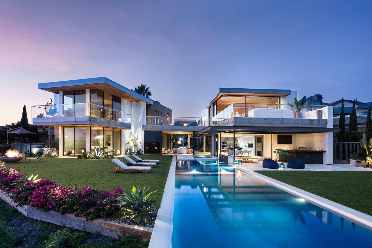 Newport Beach Modern Home