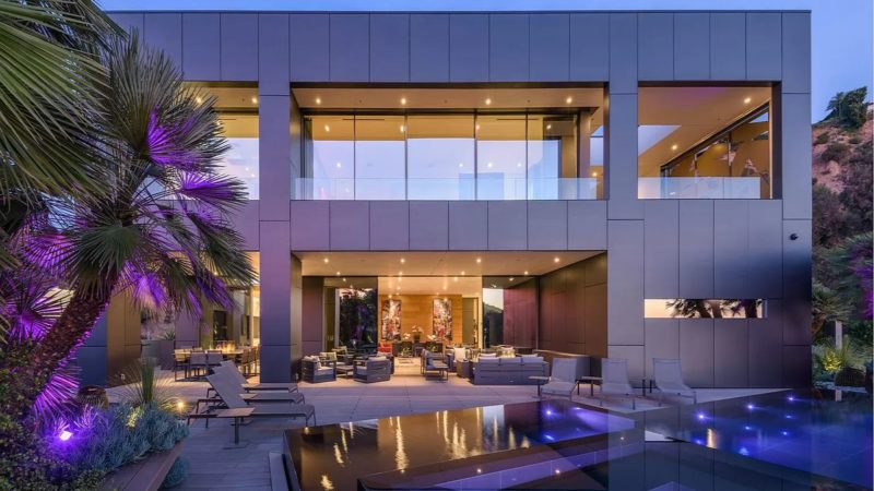 2341 Gloaming Way – A World Class Trophy in Beverly Hills Listed for $12,500,000